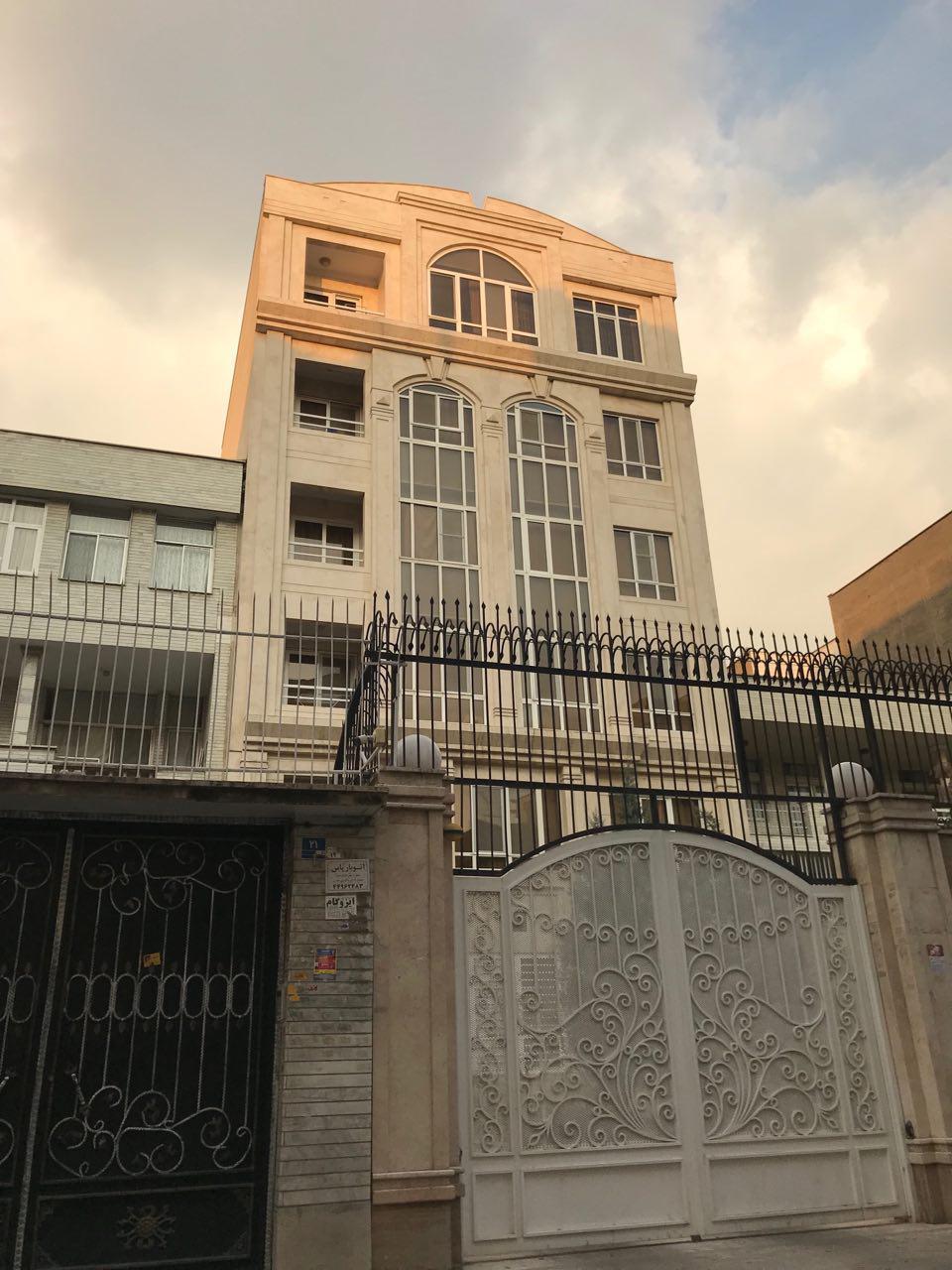 پروژه خیابان گلستان سوم