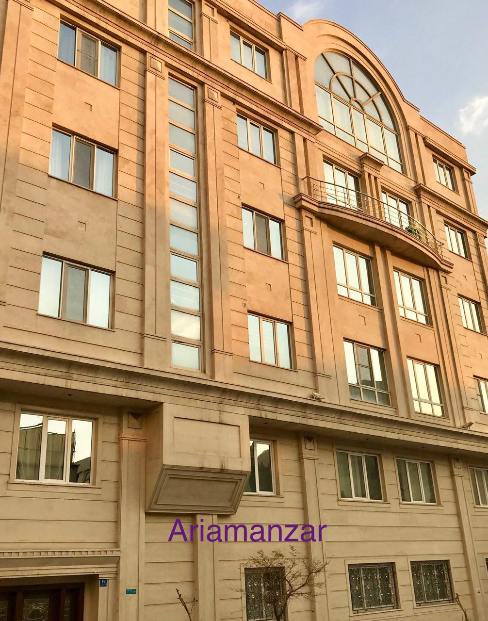 پروژه بوستان اول – آریا شهر