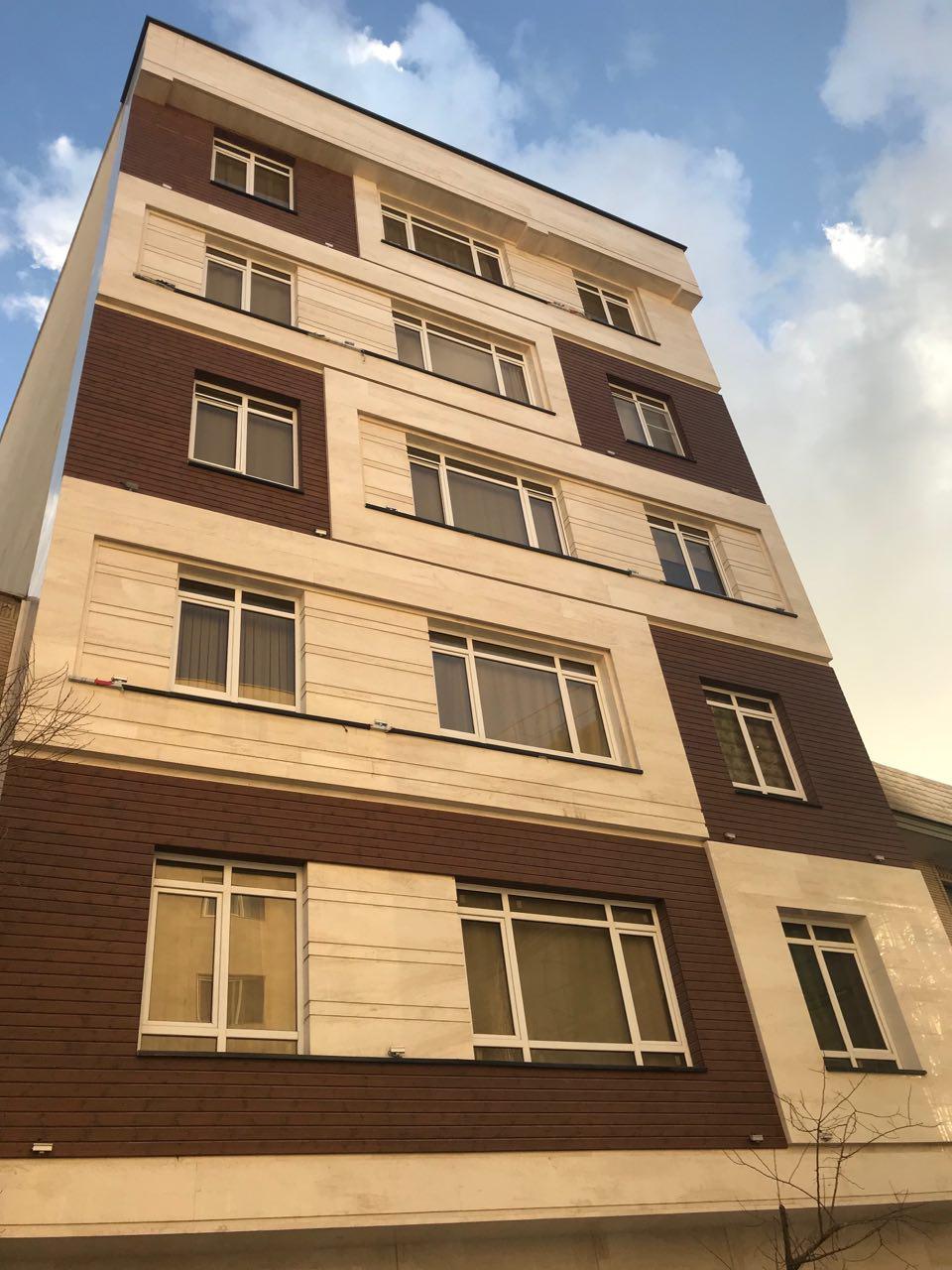 پروزه مرزداران – خیابان البرز